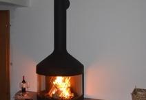 Fireplaces / by Lori McDaniel