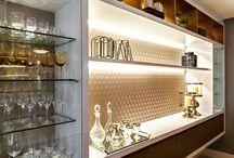 Diner cabinets