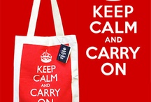 Keep Calm.... / I love the Keep Calm and Carry on thing... and all the off shoots that have appeared. They were everywhere when we were overseas (and here now too!)... my favourite being Don't worry Harry's Hotter... well, it was just after the Royal wedding!