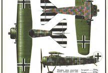 Warplanes WW I