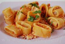 Ricette: Pesce, Frutti di mare& Crostacei / Recipes: Fish, Seafood & Shellfish