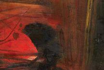 CHU TEH-CHUN / Né dans le nord de la Chine en 1920, CHU TEH-CHUN se consacre très jeune à la peinture et devient professeur dès 1944 après avoir suivi l'enseignement de Lin Fengmian à l'école des Beaux Arts de Hangzhou.