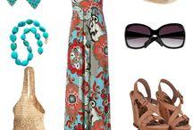 spring/summer closet / by Tiffany Roelofs