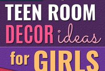 Girls room teen,s