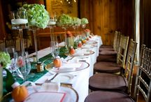 Green weddings and events