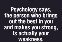 Psychology☆☆