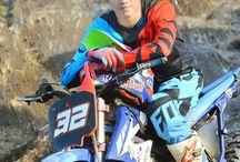 zaky motocross / zaky ini action