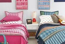 boy/girl bedroom