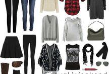 Capsule Wardrobes / by Rebecca Williams-Evans