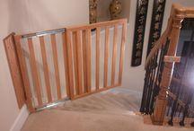 puertas escalera