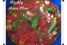 Weekly Meal Plans & Tips