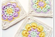 Free patterns: Granny squares