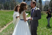 Weddings at The Redwoods In Yosemite / Weddings in the heart of Yosemite are unforgettable! The Redwoods in Yosemite brings your friends and family together to share in your joyous occasion.