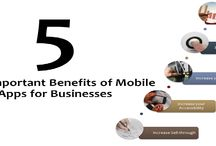 Mobile Apps Development / The truth is that apps work well for most small businesses, but they aren't right for everyone.