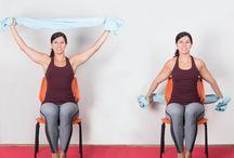 exercices elastique pilate