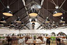 Shops.Cafes.& Restaurants / by Dora Garcia