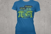 T-shirts for Math Lovers / Tshirtpusher.com is the place for fun Math T-shirts.  If you like Math- and your a tad Geeky- Tshirtpushers has the tees for you