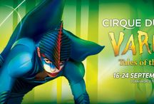 Varekai Cirque Du Soleil / The Biggest, Most Breathtaking & Popular Show on the Planet , CIRQUE DU SOLEIL , comes to UAE, this time with its Number 1 Touring show VAREKAI. Starting from September 16, in Dubai. Pre-Register now at www.TixBox.com, for Discounted rates.  Tickets will be available on sale EXCLUSIVELY on TixBox.com.  Exclusive Ticketing Partner: TixBox Middle East Presented by : Etisalat UAE Orgainzed by : Alchemy Project UAE