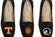 University of Tennessee Shoes / by JP Crickets University and Collection Loafers jpcrickets
