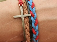 bracelet & bracelets / friendship bracelets, charms, bracelet and others!