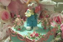 The Easter Bunny is Coming / Pastel decorating and yummy treats! / by Lois Nelsen Lewandowski