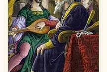 Rey de Varas - King of Wands