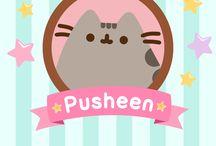 Gatos Pusheen