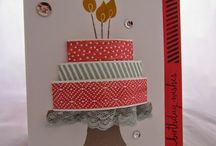Stampin' Up! - Build a Birthday / by Rochelle Blok, Independent Stampin'  Up! Demonstrator