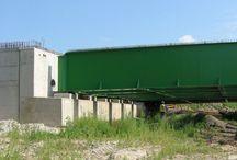 MS-16 – estakada nad Bystrzycą w ciągu obwodnicy Lublina S17 / ajważniejszym i najciekawszym obiektem inżynieryjnym powstającym w ciągu drogi ekspresowej S17 na odcinku Lublin-Rudnik – Lublin-Felin jest estakada przebiegająca nad doliną rzeki Bystrzycy znajdującą się na terenie obszaru Natura 2000. Składająca się z dwóch nitek estakada o długości blisko 1000 m będzie obiektem zespolonym, opartym w częściach skrajnych na żelbetowych przyczółkach a jego podpory pośrednie stanowią owalne słupy żelbetowe. Nasza firma dostarcza deskowania do budowy obiektu.