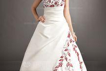 Brudekjole-inspirasjon