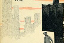 Book Covers: Edward Gorey