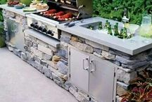 Garten - Küche