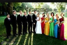 Rainbow Wedding / by Lisa Nero