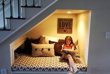 読書とリラックスの小さなスペース