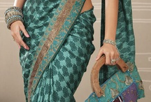 Clothes: Indian Dresses/ Saree Collections