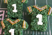 Food / Brats, burgers, and treats, oh my! Check out the Green + Gold Life's Packers-inspired recipes that are sure to be a hit on game day and everyday!
