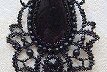 Бисерные ювелирные изделия