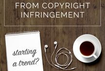 Legal Stuff for Small Businesses / copyrighting, taxes,registering as a business vs a sole proprietor