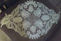 Romanian Lace / Point Needle Lace / by Dr. Batsheva Gillat