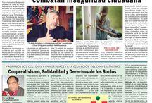 DERECHOS DE LOS SOCIOS EN LAS COOPERATIVAS / DIARIO NUEVO SOL- LIMA- PERU 09-06-2015,  COOPERATIVISMO- SOLIDARIDAD Y DERECHOS DE LOS SOCIOS EN LAS COOPERATIVAS