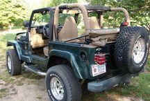 La Jeep che vorrei / Fuoristrada