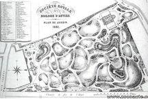Классические парковые планировки