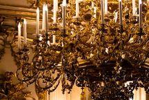 chandelier and lighting