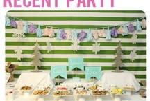 Parties I'd Love to Host / by Catherine Montemayor