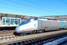 Acela, the american high speed train