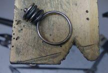 Joaillerie / Jewelry / Créations de bijoux en argent