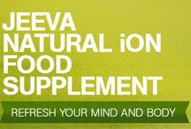 Jeeva Natural iON Food Supplement