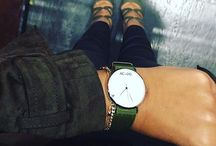 Green fashion / Aciigo Minimalist watches designed in Paris with Love. Be Mad, Be Elegant. Free delivery worldwide. www.aciigo.com