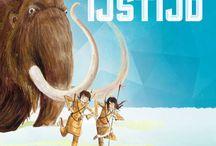 Thema: ijstijd/ prehistorie