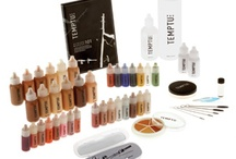 In my kit... / Take a look at the various products that you will find inside my kit.